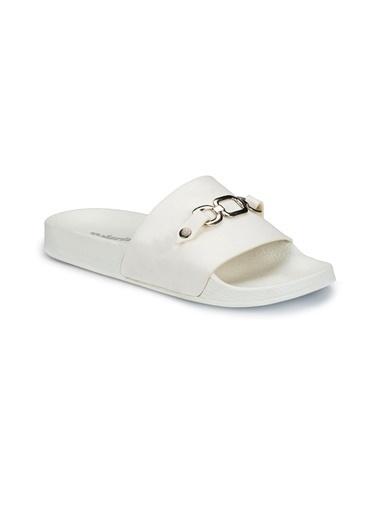Polaris Terlik Beyaz